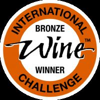 International Bronze Wine Winner Challenge