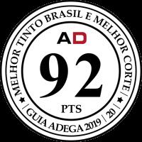 Melhor Tinto Brasil e Melhor Corte – Guia Adega 2019
